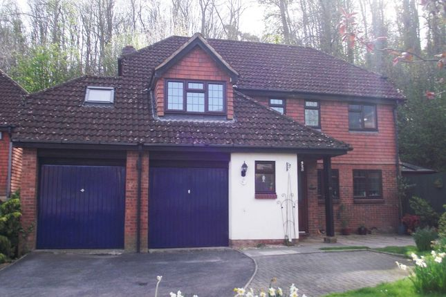 Thumbnail Detached house for sale in Ashmead, Yeovil