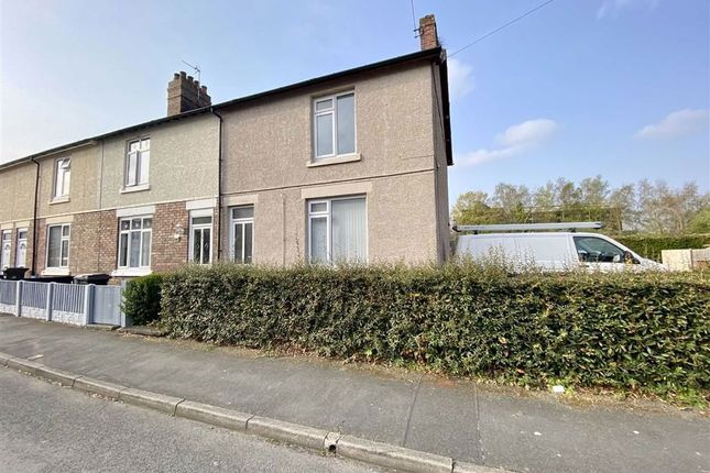 Thumbnail End terrace house to rent in Henry Taylor Street, Flint, Flintshire