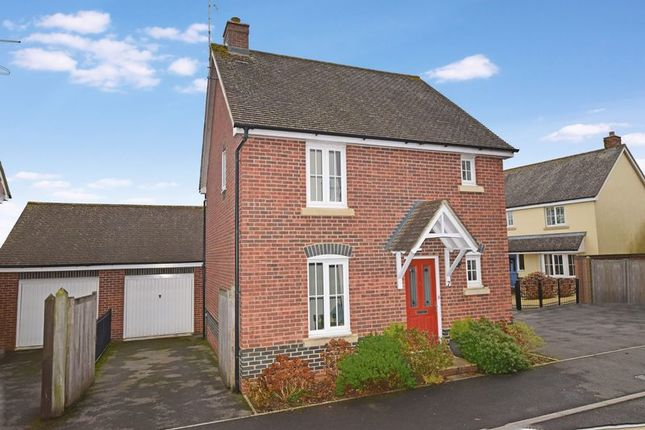 Thumbnail Detached house for sale in Kenelm Close, Sherborne, Dorset