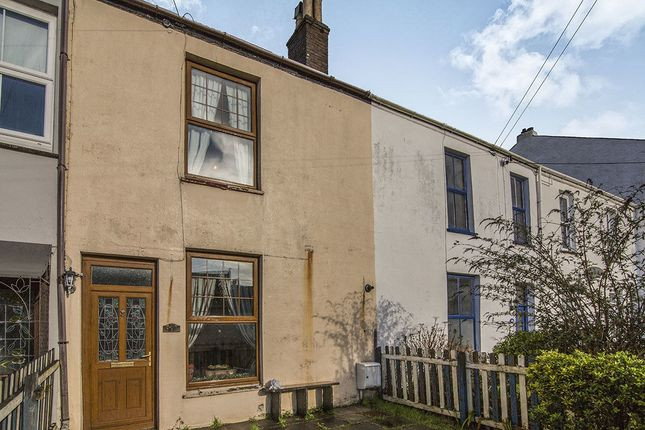 Thumbnail Terraced house to rent in Bodmin Road, St. Austell