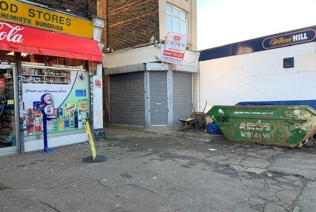 Retail premises to let in Green Lane, Thornton Heath