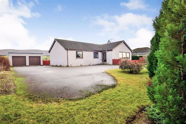 Thumbnail Detached bungalow for sale in Cromdale, Grantown-On-Spey