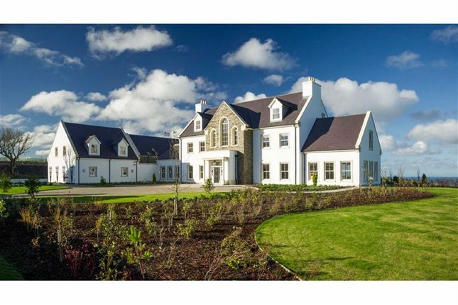 Thumbnail Country house for sale in Ballaleigh Road, Kirk Michael, Isle Of Man