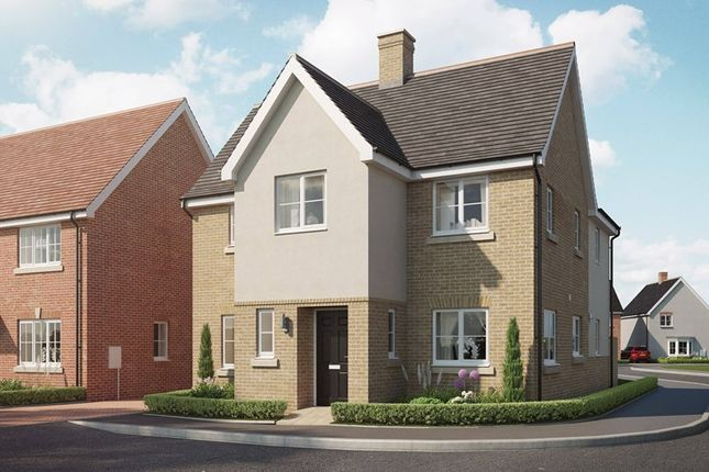 Thumbnail Detached house for sale in Main Road, Great Leighs