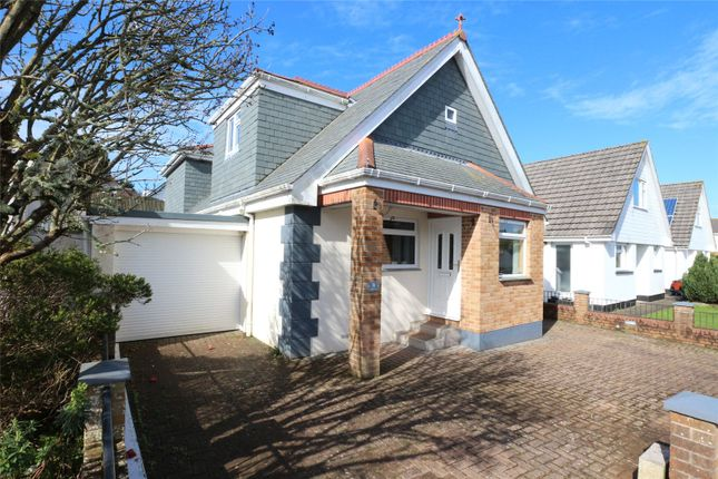 Thumbnail Detached bungalow for sale in Jethan Drive, Camborne