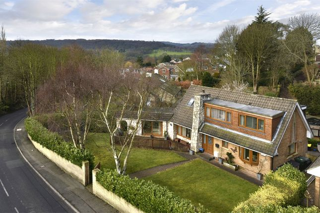 Thumbnail Detached house for sale in Rowley Lane, Fenay Bridge, Huddersfield, West Yorkshire