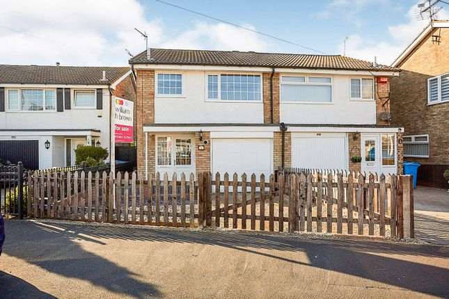 Thumbnail Semi-detached house for sale in Weardale, Sutton-On-Hull, Hull