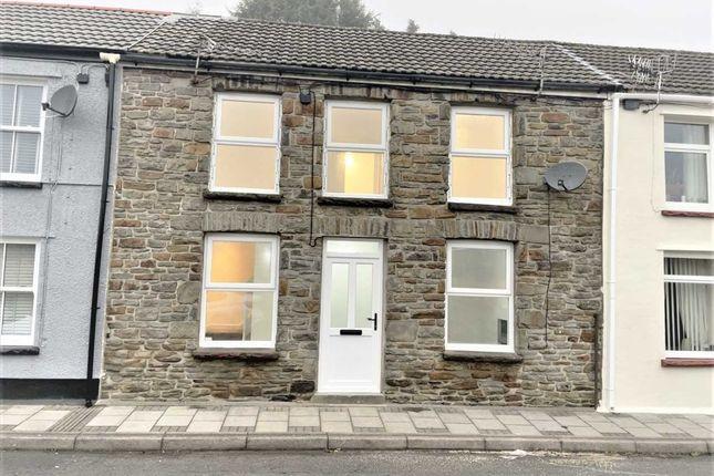 3 bed terraced house for sale in Abercerdin Road, Gilfach Goch, Porth CF39