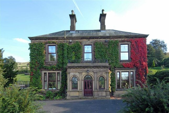 Thumbnail Detached house for sale in Skipton Old Road, Foulridge, Colne