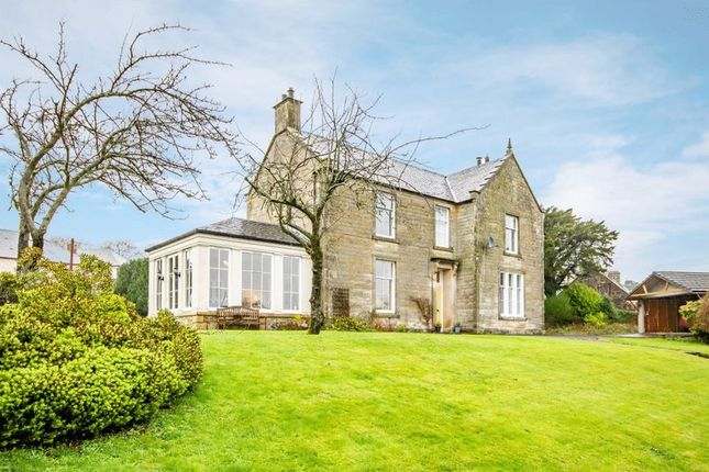 Thumbnail Detached house for sale in Perth Road, Milnathort, Kinross