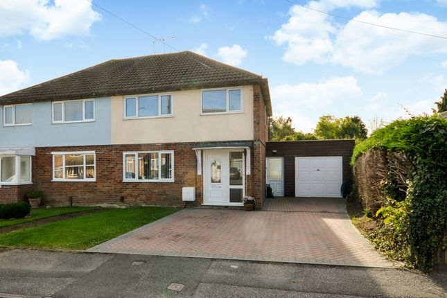 Thumbnail Semi-detached house for sale in Harvey Road, Ashford