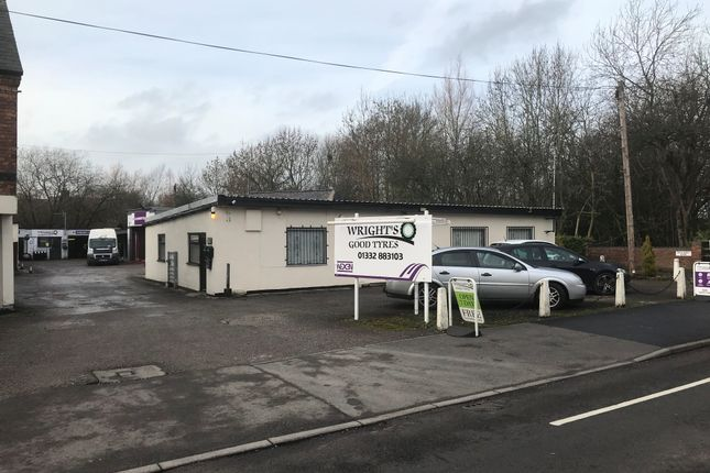 Thumbnail Industrial for sale in Derby Road, Denby