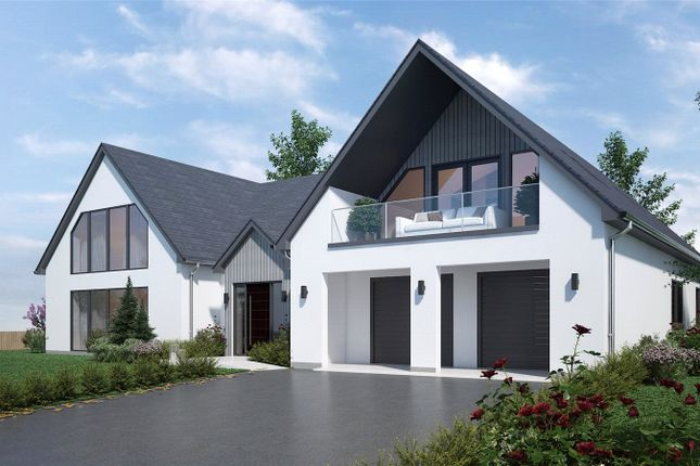 Thumbnail Detached house for sale in Plot 3 - Lauriston, Barnton, Westhill, Aberdeenshire