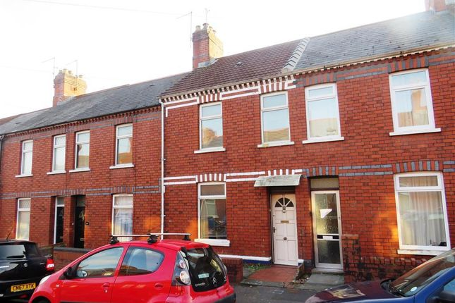 Thumbnail Property to rent in Florentia Street, Roath, Cardiff