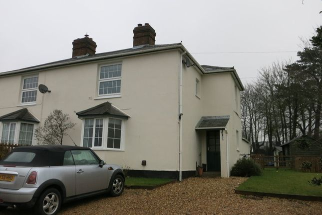 Thumbnail Cottage to rent in Forton Hill Cottages, Andover, Hampshire