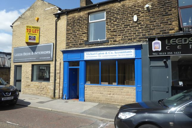 Thumbnail Retail premises for sale in Town Street, Stanningley, Pudsey