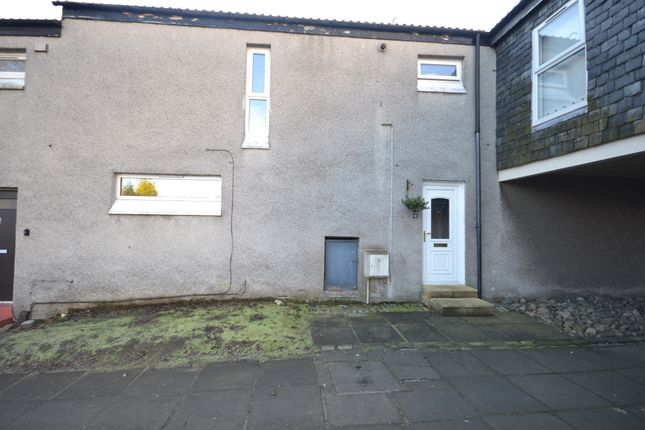 Thumbnail Terraced house for sale in Kirkwall, Cumbenrauld