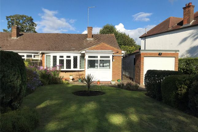 Thumbnail Bungalow for sale in Colney Heath Lane, St. Albans