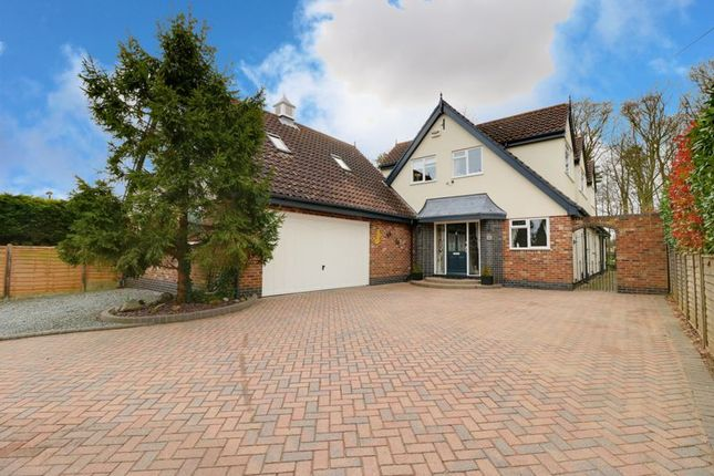 Thumbnail Detached house for sale in Elveley Drive, West Ella, Hull