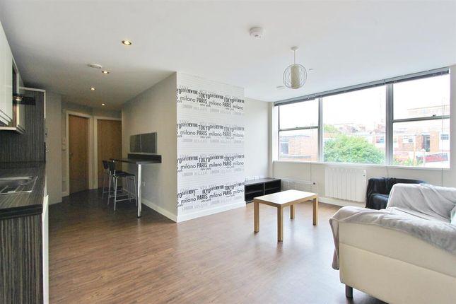 Thumbnail Flat to rent in Wellington House, Wellington Street, Sheffield
