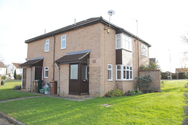 Thumbnail Terraced house to rent in Berkeley Close, Abbots Langley