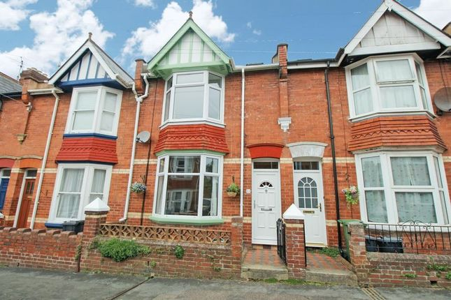 Thumbnail Terraced house for sale in East Grove Road, St. Leonards, Exeter