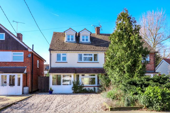 Thumbnail Semi-detached house for sale in Burnham Road, Southminster