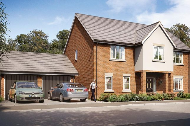 "5 bed detached house for sale in ""The Hexham"" at Burton Street, Market Harborough"
