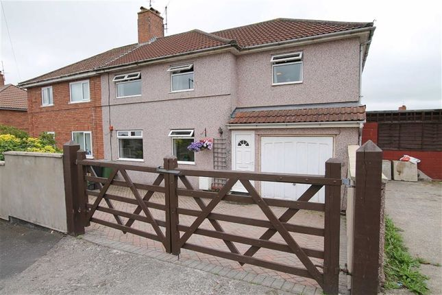 Thumbnail Semi-detached house for sale in Fairford Rd, Shirehampton, Bristol