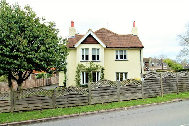 Thumbnail Detached house for sale in Copthorne Bank, Copthorne, Crawley, West Sussex.