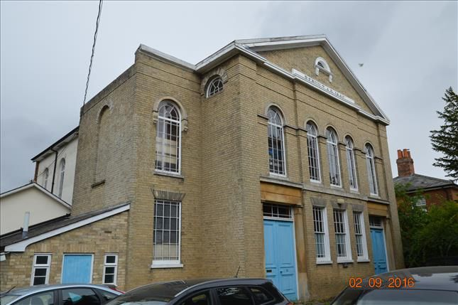 Thumbnail Leisure/hospitality for sale in The Former United Reformed Church, 32 Queen Street, Castle Hedingham, Halstead