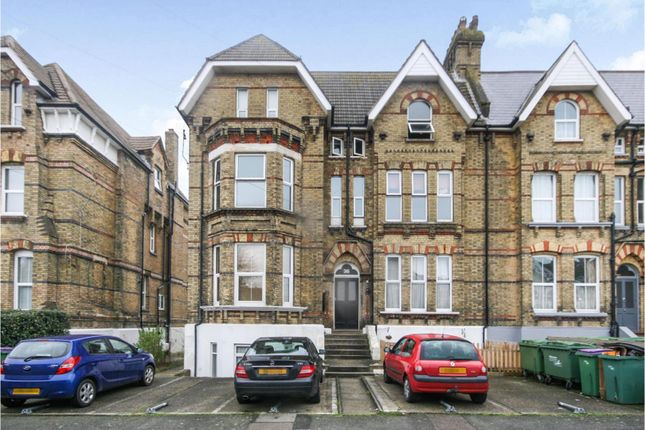 Thumbnail Flat for sale in 36 Manor Road, Folkestone