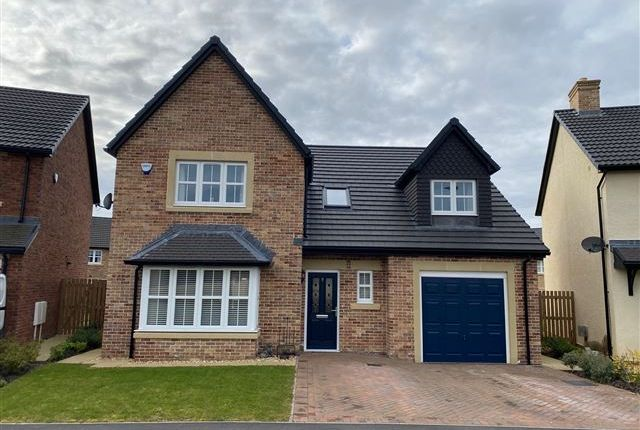 4 bed detached house for sale in Eagle Way, Houghton, Carlisle, Cumbria CA3