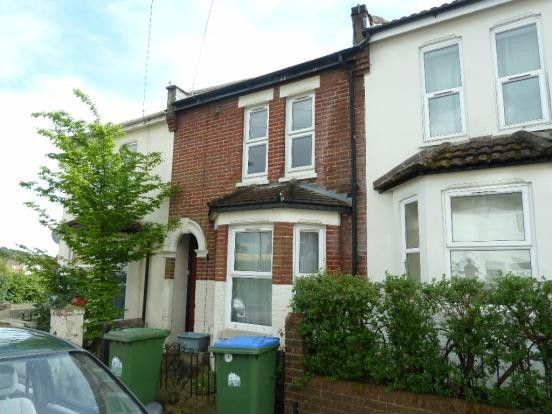 Terraced house to rent in Brickfield Road, Portswood, Southampton, Hampshire