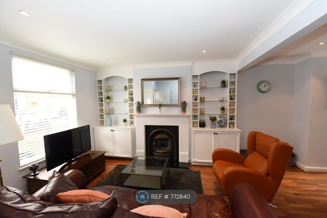 Thumbnail Terraced house to rent in Vernon Road, Chester