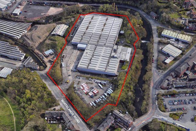 Thumbnail Industrial for sale in The Depot, Whitelands Road, Ashton-Under-Lyne