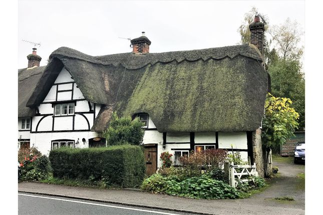 Thumbnail Cottage for sale in Lurmer Street, Fontmell Magna, Shaftesbury