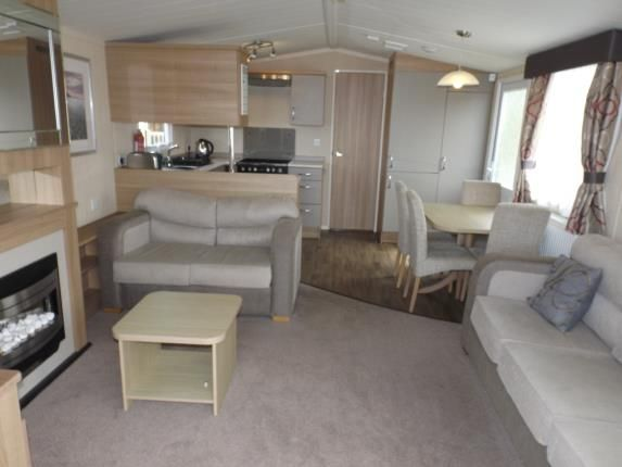 Living Room of Perran Sands Holiday Park, Perranporth, Cornwall TR6