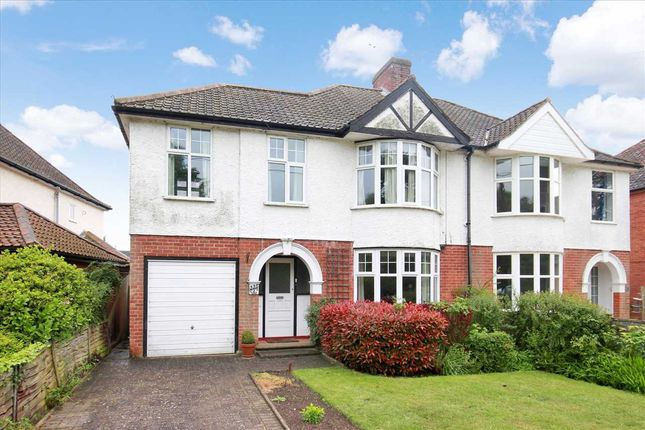 Thumbnail Semi-detached house for sale in Main Road, Kesgrave, Ipswich