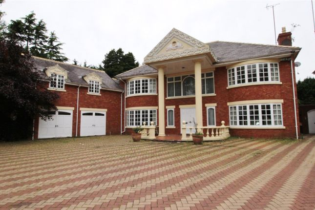 Thumbnail Detached house for sale in North Drive, Sandfield Park, Liverpool, Merseyside
