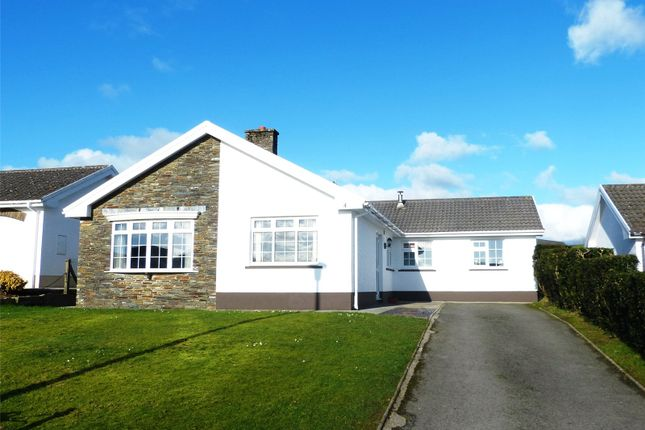 Thumbnail Detached bungalow for sale in Jubilee Gardens, Templeton, Narberth