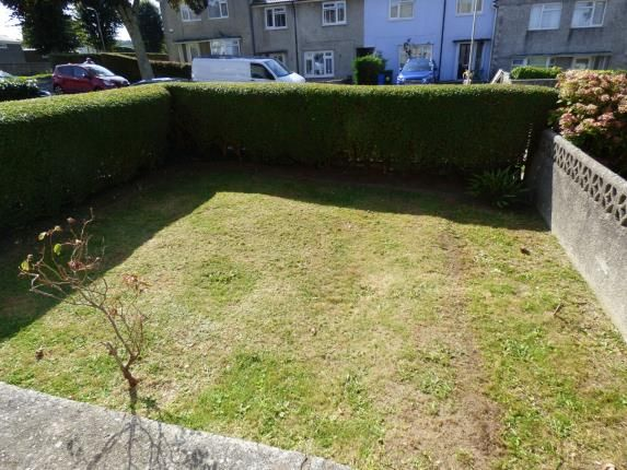 Front Garden of Tangmere Avenue, Plymouth PL5