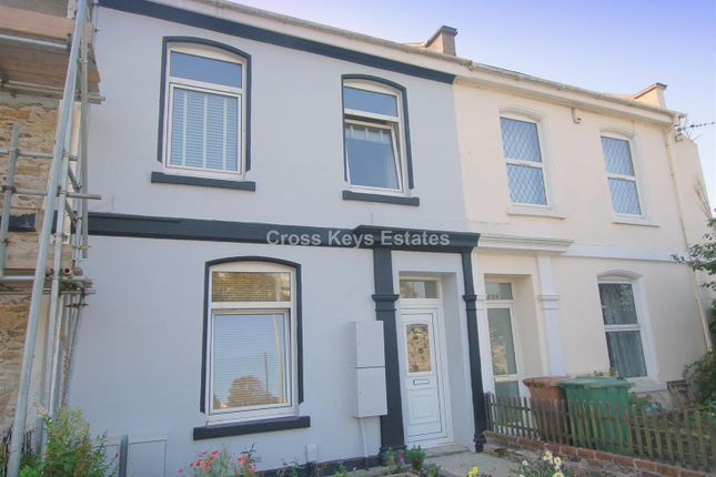 Front of St. Levan Road, Plymouth PL2