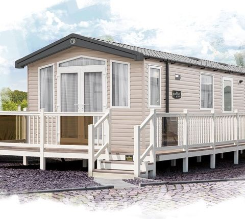 Thumbnail Mobile/park home to rent in Cedarwood, Malton, Yorkshire