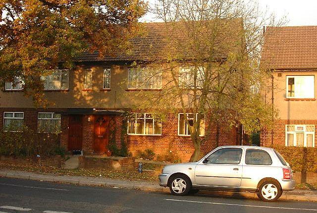 Thumbnail Maisonette for sale in College Hill Road, Harrow Weald