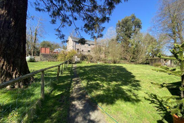 Thumbnail Farm for sale in Glynhir Road, Llandybie, Ammanford