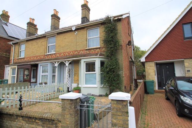 Terraced house for sale in Adelaide Grove, East Cowes