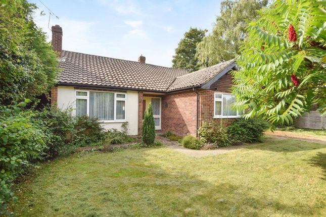 Thumbnail Detached bungalow for sale in Little Close, Cressex Road, High Wycombe