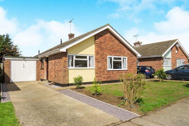 Thumbnail Bungalow to rent in Brackenwoods, Necton, Swaffham