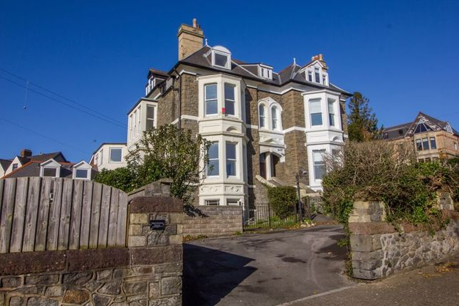 Thumbnail Semi-detached house for sale in Bradford Place, Penarth